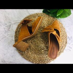 Jeffrey Campbell Seude block heels rustic brown 40